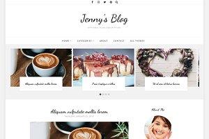Blogger Template, Blogger Theme