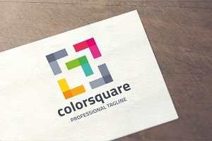 Color Square Logo