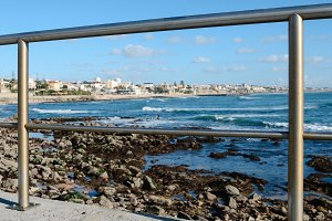 Frame of Estoril, Portugal