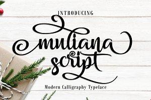 Muliana script