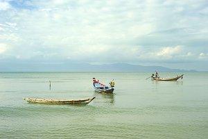 Boats. Thailand