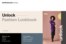 UNLOCK - Fashion Lookbook