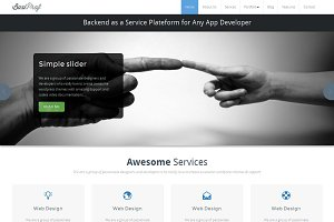 Busiprof Premium WordPress Theme