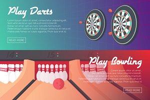 3 Casino Banners