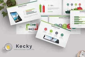 Kecky - Google Slides Template