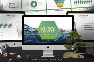 Kecky - Powerpoint Template