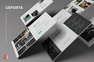 Geforta - Powerpoint Template