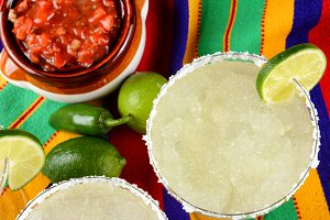 Margaritas and Salsa