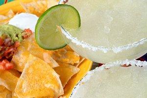 Cinco de Mayo Concept Margaritas