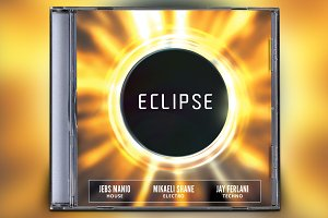 Eclipse CD Album Cover