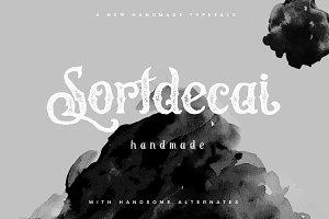 Sortdecai Handmade