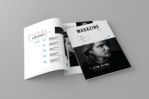 Magazine Template Vol. 1