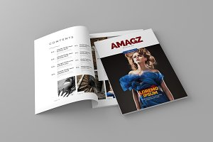 Magazine Template Vol. 2