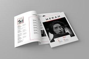 Magazine Template Vol. 4