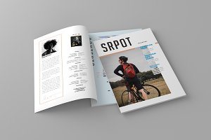 Magazine Template Vol. 7