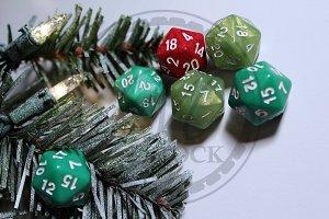 A very D20 Christmas