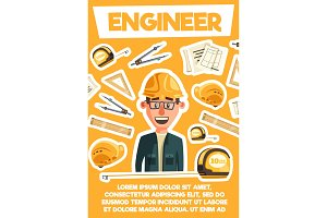 Engineer, architector and tools