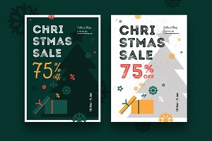 Christmas Sale Poster/Flyer