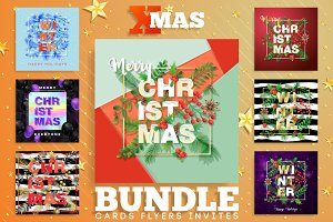 Christmas Cards Bundle