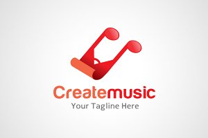 Create Music Logo