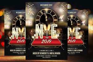 2019 Flyer Template