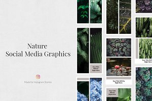 Nature Instagram Stories
