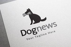 Dog News Logo