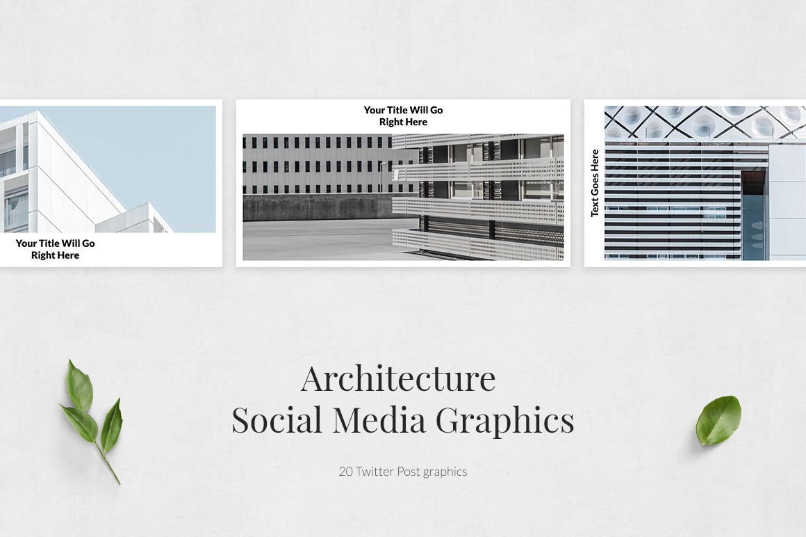 Architecture Twitter Posts