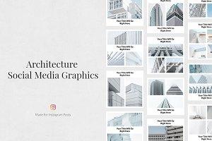 Architecture Instagram Posts