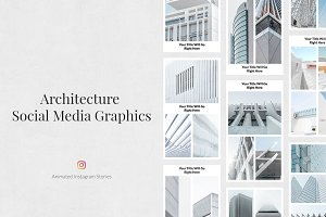 Architecture Animated IG Stories