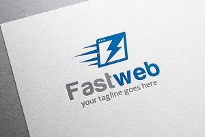Fast Web Logo