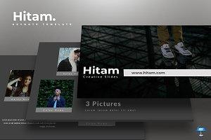 Hitam - Keynote Template