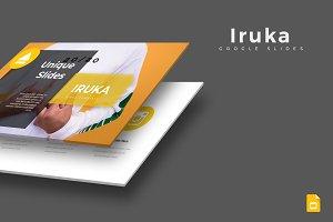 iruka - Google Slides Template