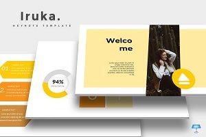 Iruka - Keynote Template