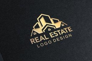 Luxury Real Estate Logos Design