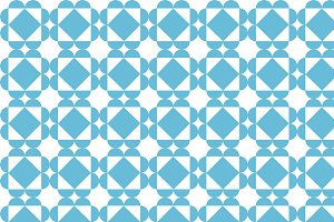 Geometric Tile Pattern Background