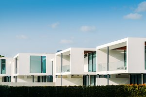 Minimalist luxury villas, Algarve