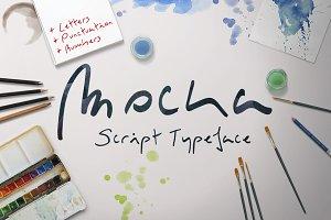 Mocka Typeface