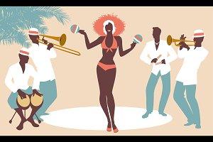 Bella Latina Band III