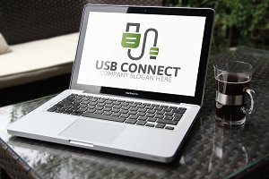 USB Connect Logo