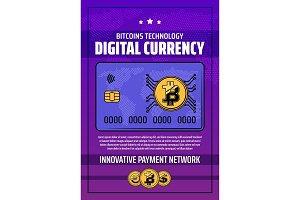 Cryptocurrency digital money payment