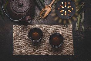 Tea concept.