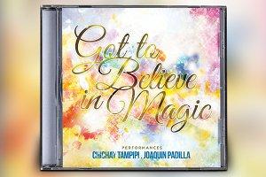 Got to Believe CD Album Artwork