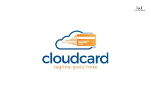 Cloud Card Logo