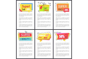 Super Sale -20% and Quality Vector
