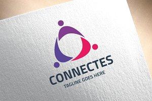 Connectes Logo