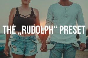 """RUDOLPH"" Lightroom Preset"