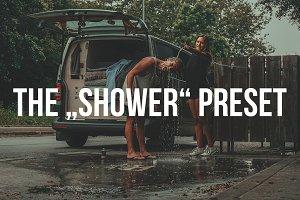 """""""SHOWER"""" Lightroom Preset"""