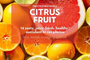 The Zesty Citrus Fruit Bundle