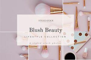NEW Stylish Blush Beauty Collection